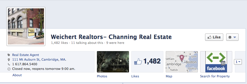 cambridge real estate facebook channing