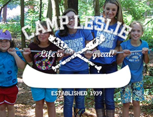 Camp Leslie – Website