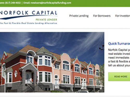 Norfolk Capital Funding – Website
